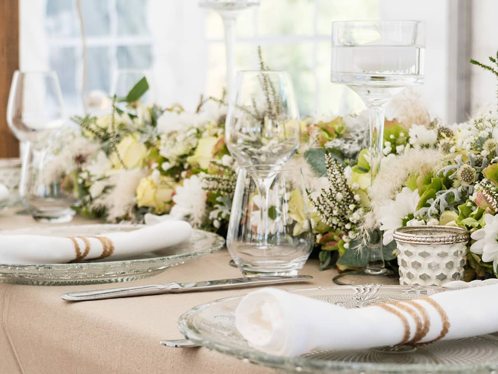 table-mariage-vegetal-or
